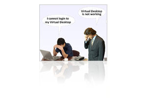 Virtual Desktop Slowness
