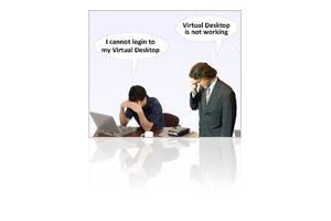 Virtual Desktop Slowness