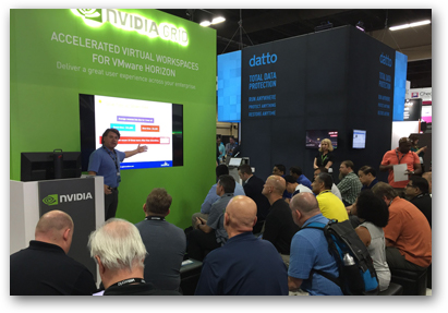 VMworld Presentation - VDI performance and GPU monitoring