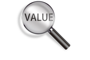 Value ,Magnified