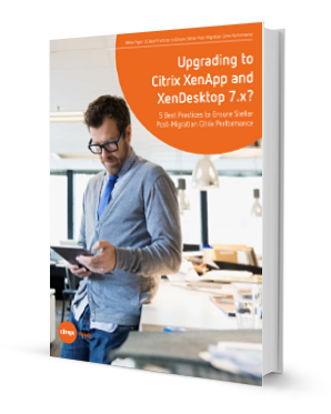 Citrix XenApp and XenDesktop 7.x Migration