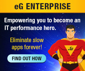 IT performance monitoring software – get a demo