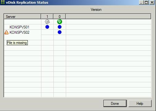 vDisk replication is also an important component to an effective Citrix metrics suite.