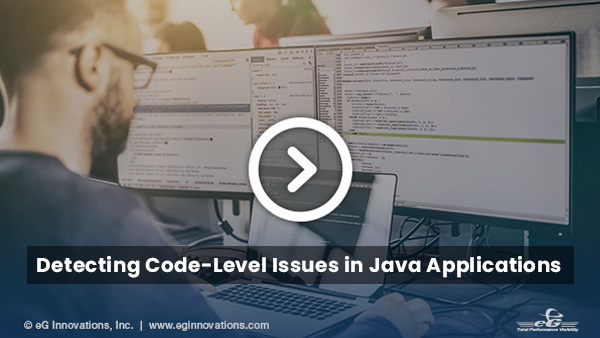 Detecting Code-Level Issues in Java Applications