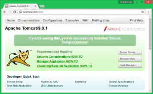 Tomcat's server.xml configuration includes several adjustable elements to improve Tomcat performance