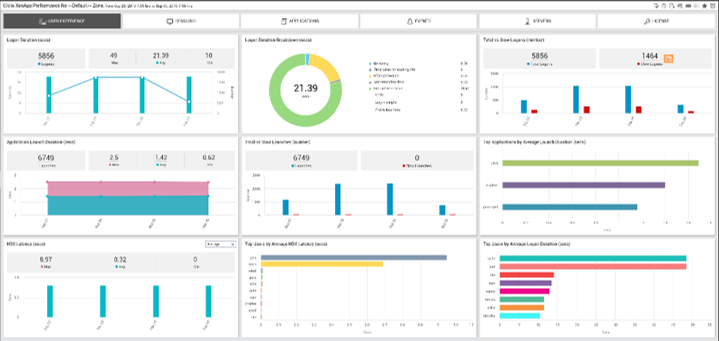 Citrix Virtual Apps Overview Report