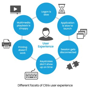 Learn the different facets of the Citrix user experience.