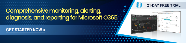 for Microsoft O365 21-day free trial