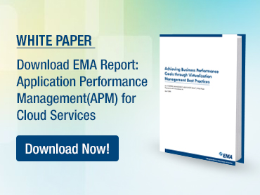 Download EMA Report: Application Performance Management(APM) for Cloud Services