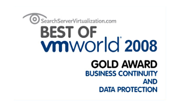 eG Innovations wins best-in-class Gold Honors at VMworld 2008