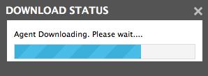 Citrix download status