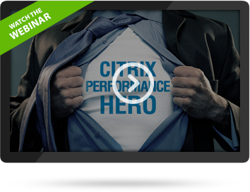 Total Performance Management for Citrix XenApp