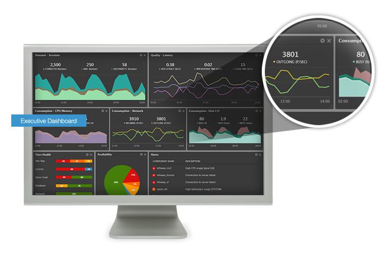 eG Enterprise: IT Service Management