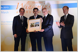 eG Innovations Honored by the Dutch Chamber of Commerce Singapore