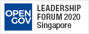 OpenGov Leadership Forum 2020 - Singapore