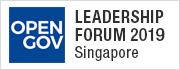 OpenGov Leadership Forum 2019 - Singapore