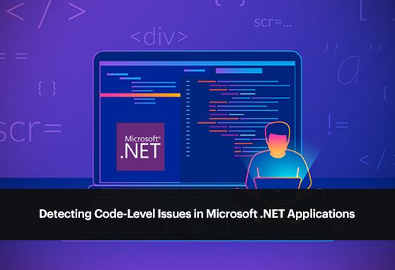 Microsoft .NET Application Monitoring with eG Enterprise