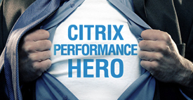 Performance issues in Citrix infrastructures