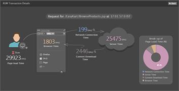 Application Performance Monitoring with eG Enterprise